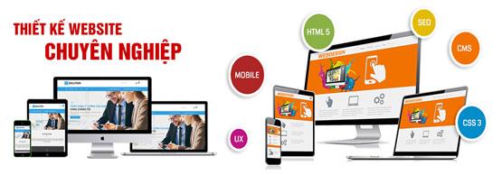 Thiết kế website chuyên nghiệp giúp bán hàng hiệu quả
