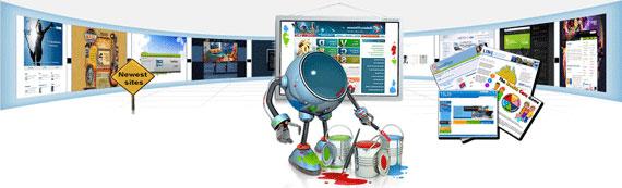 Website chuyên nghiệp cần được thiết kế khoa học, dễ hiểu