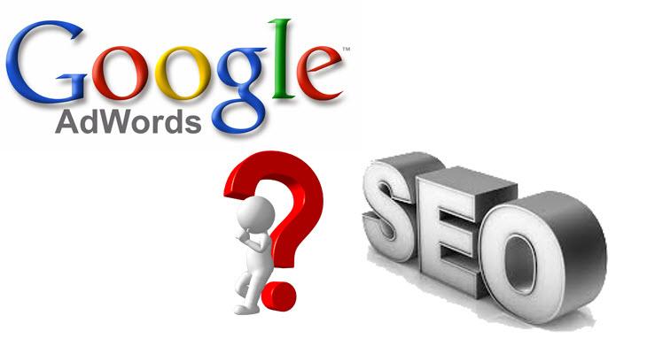 SEO website và chạy adwords nên đầu tư cái nào trước?