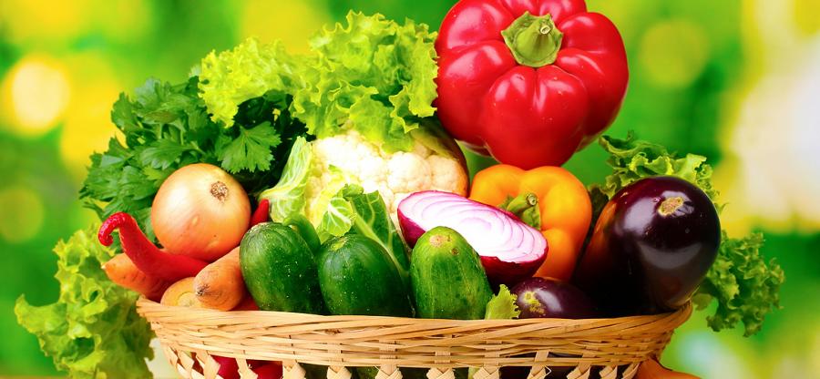 sử dụng thực phẩm sạch, ăn uống lành mạnh
